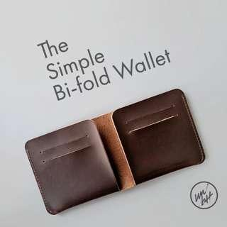 🚚 Wallet by wwbtt - One Piece of Leather.