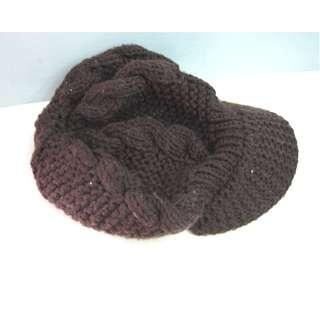 Hong Kong Brown Hat