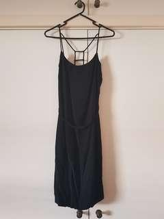 Black SABA Strappy Dress Size 6/XS