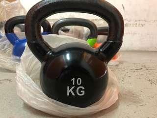 🚚 Kettlebell (10kg)