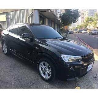 BMW X4 XDrive3.0D