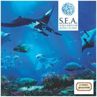 Sea Aquarium Eticket