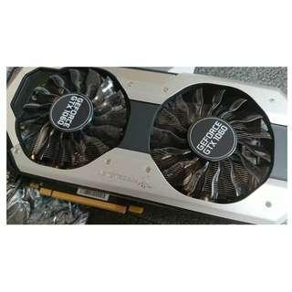 Palit GTX 1060 6GB Super Jetstream Graphics Card
