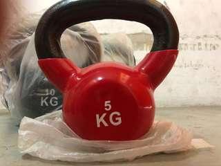 🚚 Kettlebell (5kg)
