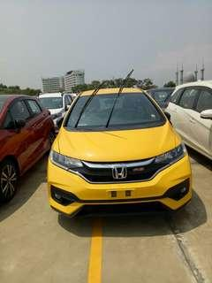 All New Jazz RS ( special Color ) Ready siap dikirim