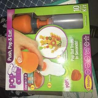 Pop Fruit Shape Maker