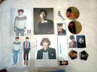 Wanna One Official Items