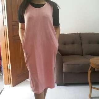 Dress luar saja no iner 💕