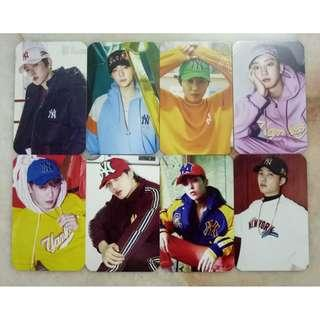 EXO MLB CAP unofficial pc