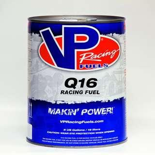 VP Racing Fuel Q16 (19 Liter/Pail)