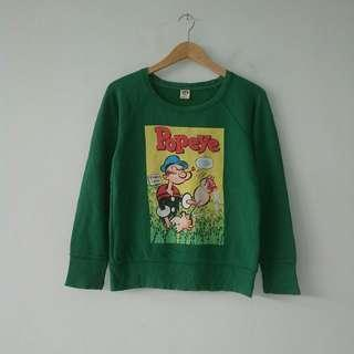 UNIQLO Popeye 90's Original