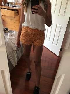 Sabo Skirt Shorts