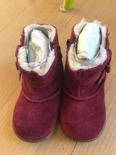 Dr kong女童靴