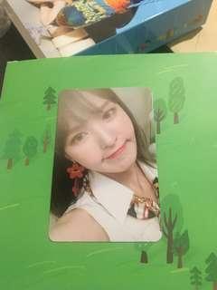 Red Velvet Summer Magic Wendy Photocard