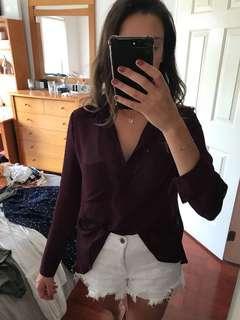 Bardot Shirt Blouse