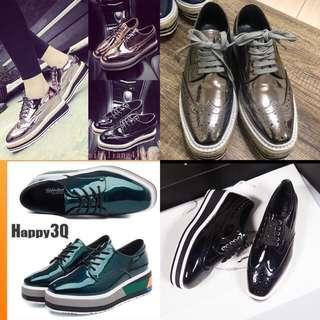 徵 厚底鞋