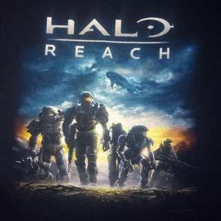 Halo Reach shirt