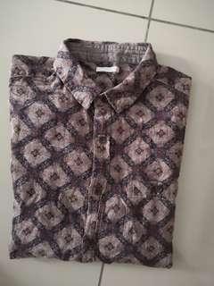 Men Floral shirt