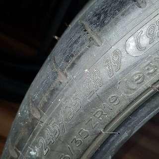 Michelin PSS 245 35 19