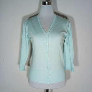Esprit mint green cardigan
