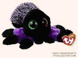 PURPLE Creeper Beanie Boo