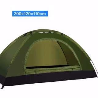2人搭建帳篷 Tents for 2 people
