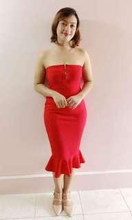 Paula Zip Dress