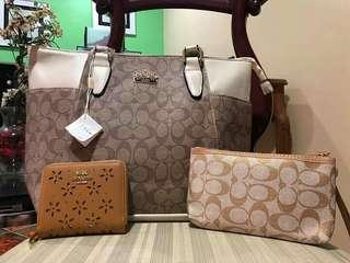 Coach High Ended Quality of Bundle Set