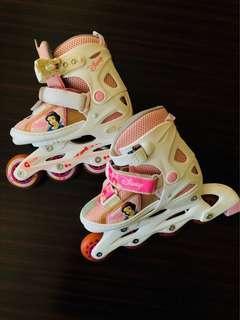 Disney Princess Roller Shoes