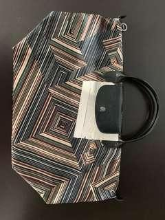 Longchamp 餃子袋