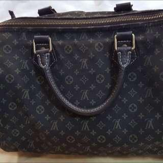 Louis Vuitton Mini lin speedy