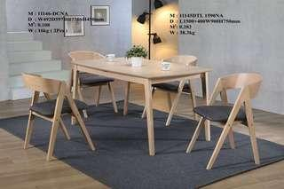 Dining Table - Full solid