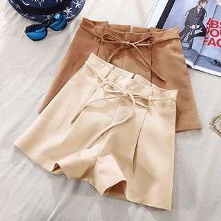[New] Cream Colour Super high waisted shorts #SUBANGJAYASWAP #Oct10