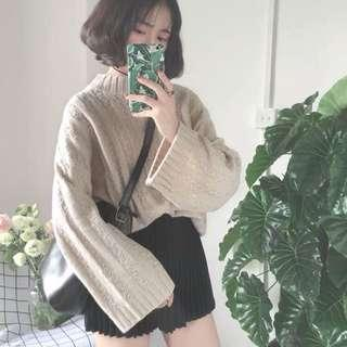 [BN] Knitted Loose Sweater #oct10