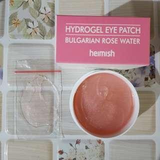 SHARE 1 PASANG Heimish Hydrogel Eye Patch Bulgarian Rose Water