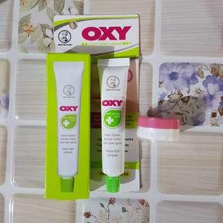 SHARE 3 GRAM OXY ANTI PIMPLE MARK