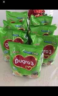 6packs Dugro milk powder