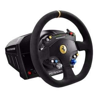 🚚 Thrustmaster TS-PC Racer Ferrari 488 Challenge Edition Wheel (PC)