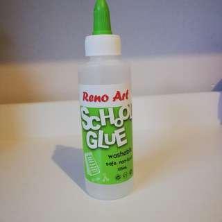 Clear School Glue