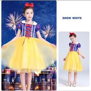 Snow White Dress - Brand New