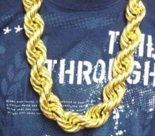 Looking for Gold Necklace / Gold Rope Chain 916