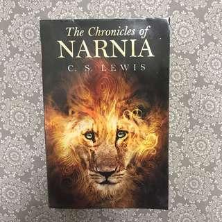 The Chronicles Of Narnia ~ C.S.Lewis
