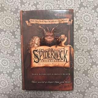 The Spiderwick Chronicles ~ Tony Diterlizzi & Holly Black