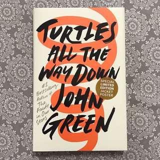 Turtles All The Way Down ~ John Green