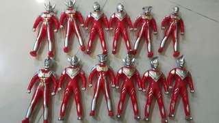 Ultraman Brothers toy figurines