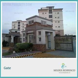 MOLDEX VALENZUELA (AFFORDABLE CONDOMINIUM AND HOUSE AND LOT)