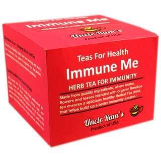Uncle Ram's Tea For Health 'Immune Me'