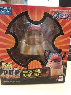 One Piece 海賊王 POP 索柏 Tony Tony Chopper Kung-Fu Point 柔力強化