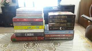 Book bundle for my cats