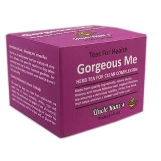 Uncle Ram's Tea For Health 'Gorgeous Me'